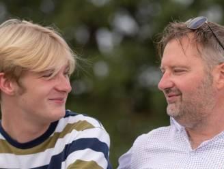 """Francis (46) schrijft pakkend nummer voor zijn zoon die overleed bij ongeval: """"Lied schrijven heeft me rechtgehouden en geeft me hoop om dit te kunnen verwerken"""""""