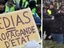 """""""Gilets jaunes"""" et médias, pourquoi tant de haine?: """"Le mouvement a libéré la parole"""""""
