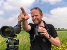 Edwin over liefde voor vogelen: 'Kostte me een dure camera toen ik in de stromende regen stond te wachten op vogel die nooit kwam'