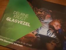 E-Fiber: KPN pakt in Deurne krenten uit pap
