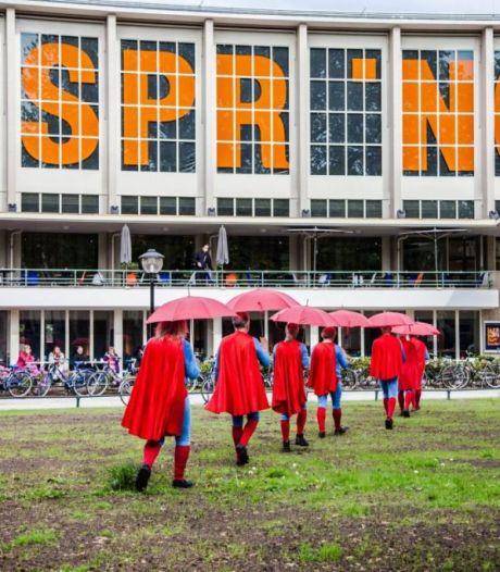 Dit is het eerste festival in Utrecht dat bezoekers ontvangt en het is al deze week