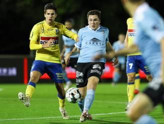 """Sterke Simon Paulet (KVC Westerlo) debuteert met 2-2-gelijkspel in Deinze: """"Twee verloren punten"""""""