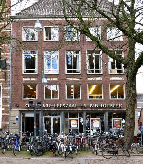 Deventer Speelgoedmuseum lonkt naar pand bibliotheek op Brink