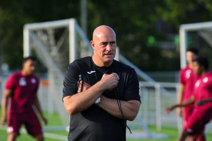John Karelse is per direct gestopt als trainer van VC Vlissingen.