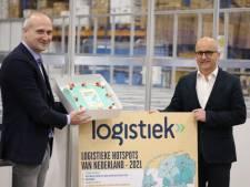 En wéér is Waalwijk-Tilburg dé logistieke hotspot: regio is voor derde keer op rij de beste