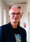 Ger Rijkers, medisch immunoloog in het Elisabeth-TweeSteden Ziekenhuis in Tilburg en professor Biomedical and Life Sciences aan het Roosevelt University College in Middelburg.