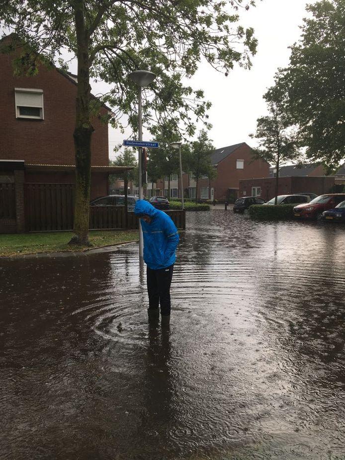 Wateroverlast in Oirschot