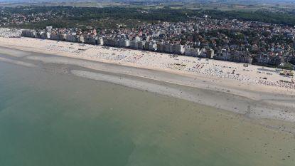 Niet golven maar getijden zorgen mee voor strandvorming Belgische kust