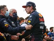 Verstappen over F1-bolides in 2022: 'De auto's zullen een stuk langzamer zijn'