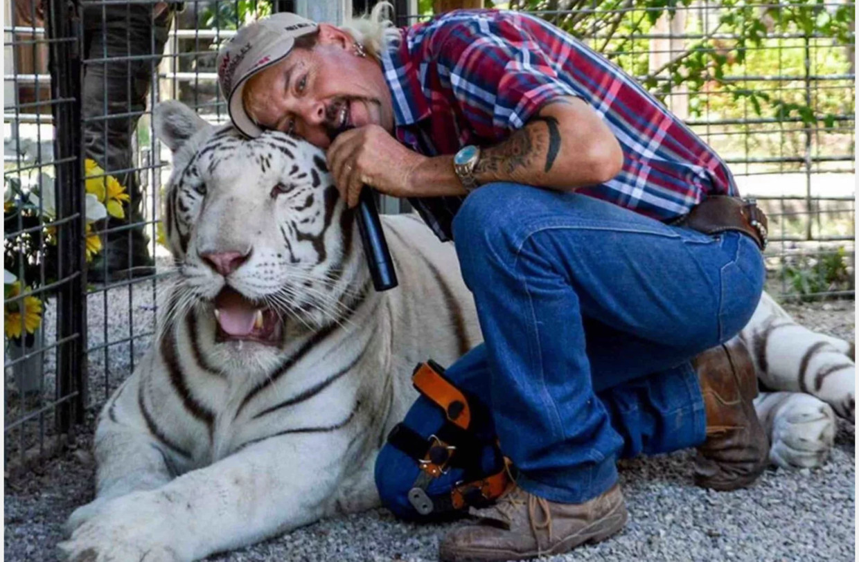 'Tiger King' Beeld Netflix