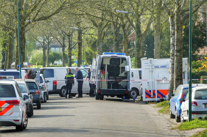 Het hoofd en de armen van Zitman werden gevonden in Soest.