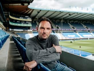 """Dimitri de Condé, de bouwmeester van Racing Genk: """"Als we winnen, wordt Club misschien wel zenuwachtig"""""""