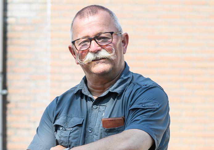 """Gerard Veldscholte organiseert de Truck Run. """"Onze cliënten zijn er slecht aan toe."""""""