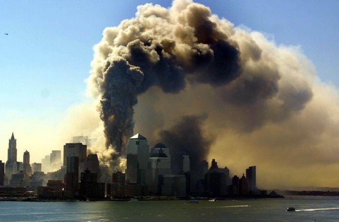 New York, 11 september 2001.