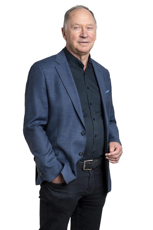 Columnist Henk Mees.
