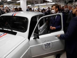 Franse auto-industrie vreest voor 100.000 jobs door overgang naar elektrisch rijden