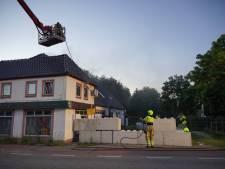 Brand in voormalig wokrestaurant in Ewijk: 'Kijk uit naar man in rood trainingspak'