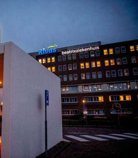 Druk op de ic voor coronapatiënten in het Beatrixziekenhuis neemt toe