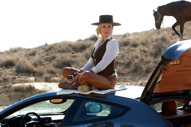 Cameron Diaz in The Counselor. Beeld Kerry Brown