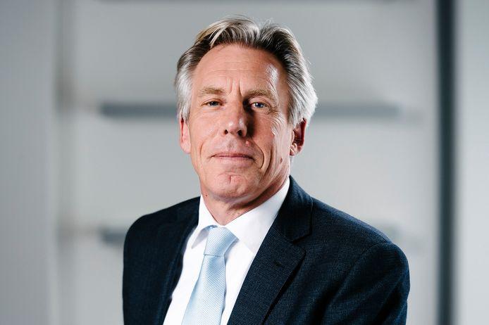 FIOD-directeur Hans van der Vlist.