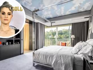 BINNENKIJKEN. Kelly Osbourne neemt afstand van verleidingen en zet appartement in Los Angeles te huur