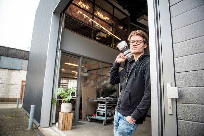 Wouter Wolfkamp van media-bedrijf Nortoir.