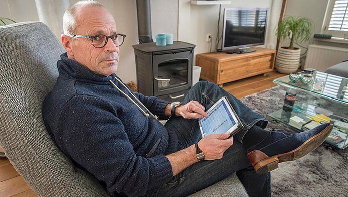 'Boos' of 'gefrustreerd', zoals media Frank de Vetter gisteren noemden, is de 58-jarige politieman uit Rijen niet. 'Stomverbaasd' vindt hij een betere beschrijving.