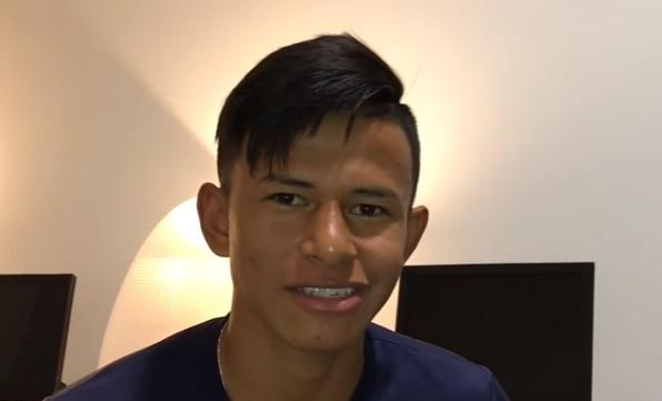 Jordan Rezabala heeft nog geen aanbieding van PSV gekregen. Hij staat in de belangstelling van meerdere Europese clubs.