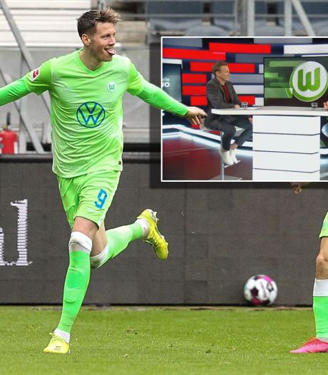 Weghorst op het matje bij Wolfsburg na ophef over corona-uitspraken