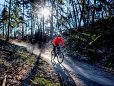 Bekeuringen voor mountainbikers zonder vergunning