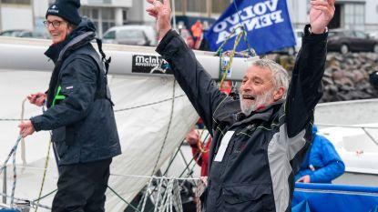 73-jarige Fransman wint solozeilreis rond de wereld zonder moderne navigatieapparatuur