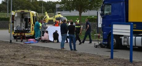 Vrachtwagenchauffeur denkt dagelijks aan fataal ongeval met scooterrijdster (18) uit Tolkamer: 'Ik heb dit nooit gewild'