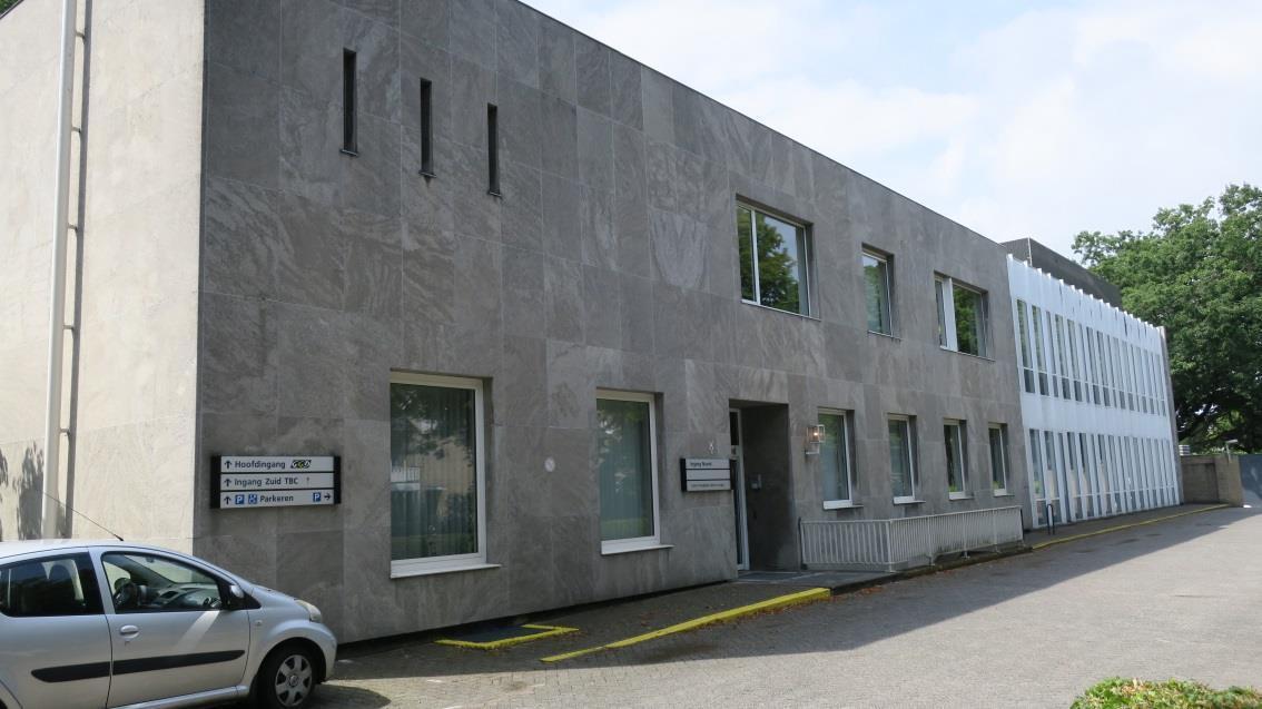 Het lege GGD-gebouw aan de Ringbaan-West wordt een gemeentelijke monument