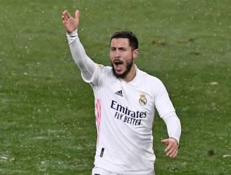 Real Madrid bijt tanden stuk op laagvlieger Osasuna, Eden Hazard speelt 75 minuten