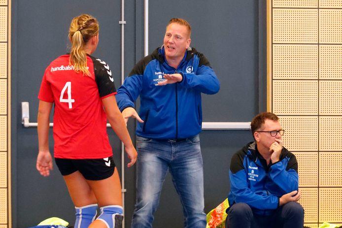 Fred Michielsen (hier als trainer van PSV) verlaat het Waalwijkse Tachos aan het eind van dit seizoen.