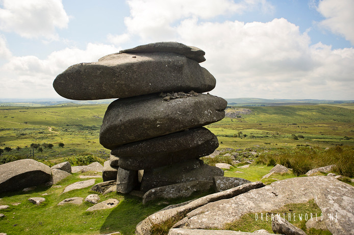 The Cheesewring (Bodmin Moor)