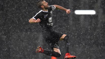 Luis Garcia schenkt Eupen in extremis alsnog een punt met heerlijke vrije trap tegen Beerschot-Wilrijk