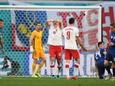 Onzichtbare Lewandowski met Polen onderuit in openingsduel
