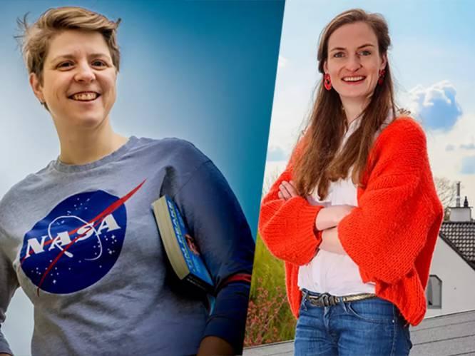 """Hetty en Barbara schreven zich in om astronaut te worden: """"De eerste vrouw op de maan. Dat zou toch ferm zijn?"""""""