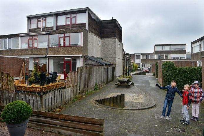 Vogelzang in Lopik is een wijk die wel wat groen kan gebruiken.