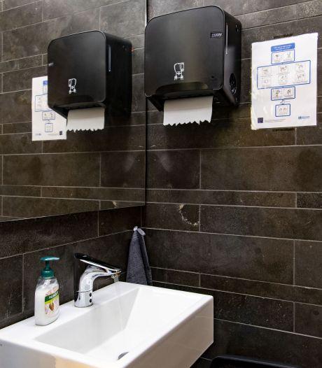 Veilig naar bios of theater: 'Zet kraan open met een papieren handdoekje'