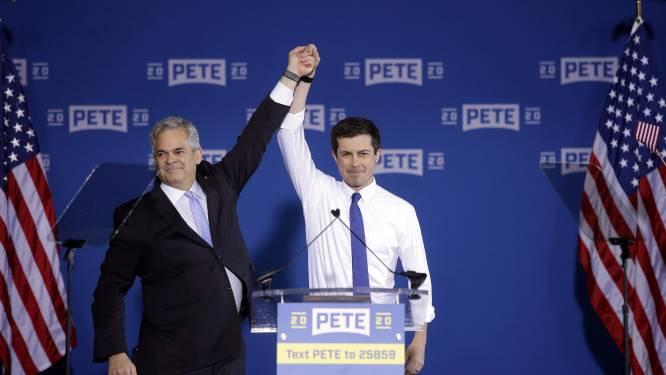 Openlijk homoseksuele Democraat Pete Buttigieg stelt zich officieel kandidaat voor presidentschap