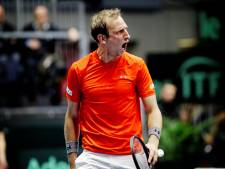 De Bakker wint challenger The Hague Open