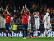 Spanje heeft zware kluif aan Noorwegen