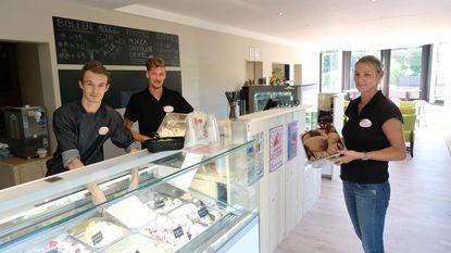 Koppel opent Dito's Ice Cream: van bordeel naar keurig ijssalon