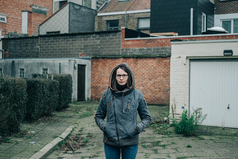 Iza Pans (37) Beeld Wouter Van Vooren
