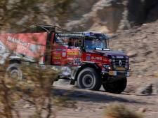Van den Brink nadert top tien in Le Dakar