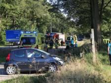 Twee gewonden bij botsing op Oldenzaalsestraat bij Losser
