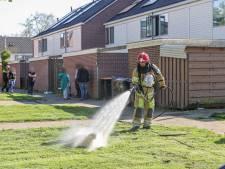 Buren schieten te hulp bij keukenbrand in Emmeloord