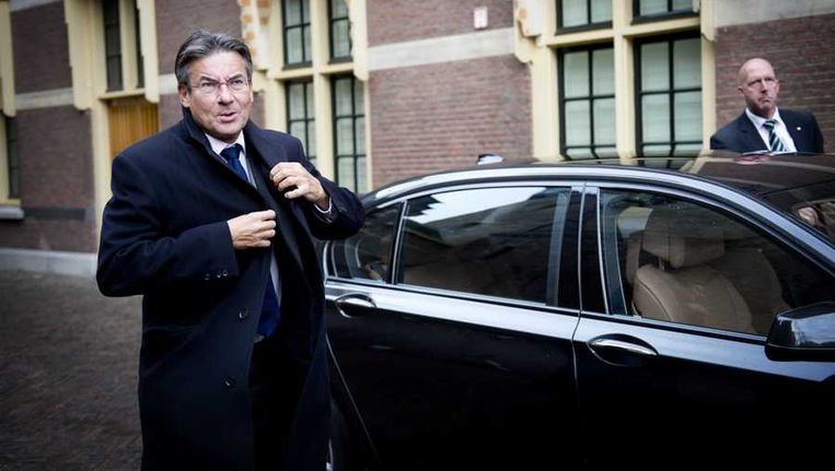 Maxime Verhagen. Beeld anp